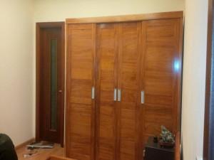 Thi công đồ gỗ nội thất nhà chị Ngọc