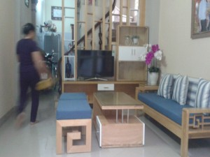 Thiết kế và thi công nội thất nhà chị Liêm