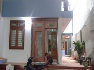 Thiết kế và thi công nội thất nhà chị Thanh