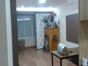 Thiết kế và thi công nội thất chung cư nhà chị Vân