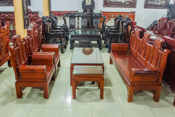 Bộ bàn ghế mẫu Như Ý
