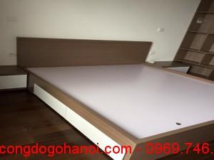 Giường ngủ hộp GN04
