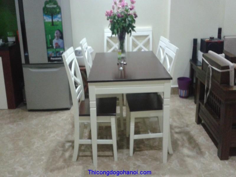 Phòng khách+ bếp