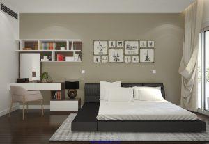 Thiết kế và thi công nội thất chung cư Nhà chị Khanh