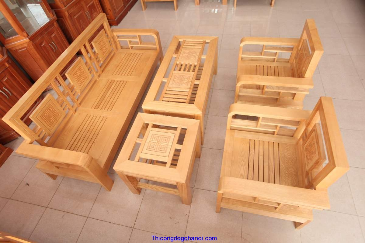 Bộ bàn ghế 5 món