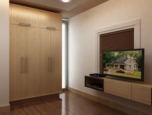 Tủ áo gỗ đẹp TA08