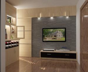 Thiết kế nội thất nhà anh Ngọc