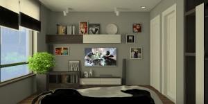 Thiết kế nội thất chung cư nhà Mr Duy Anh