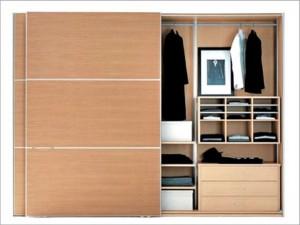 Tủ áo gỗ công nghiệp cánh lùa TA02