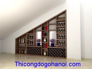 Tủ rượu từng áp mái TR02