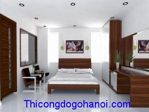 Giường ngủ hiện đại GN05