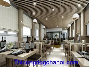 Thiết kế và thi công nội thất khách sạn 87 Mai Hắc Đế