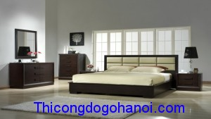 Giường ngủ cao cấp GN 09