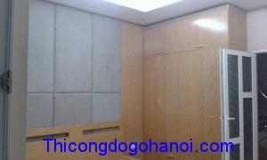 Thiết kế và thi công nội thất nhà anh Lực