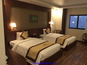 Thi công nội thất khách sạn Hạ Long Diamond
