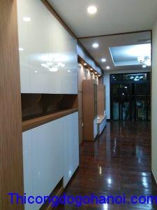 Thiết kế thi công nội thất nhà anh Nghĩa