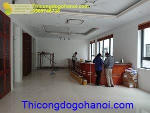 Văn Phòng công ty Quang Minh