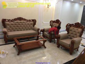 Thiết kế và thi công nội thất cao cấp nhà anh Dũng Hạ Long Quang Ninh