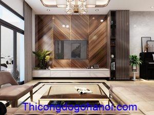 Thiết kế và thi công nội thất nhà Liền kề An Hưng
