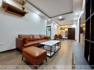 Thi công nội thất tại chung cư An Bình Plaza – 97 Trần Bình